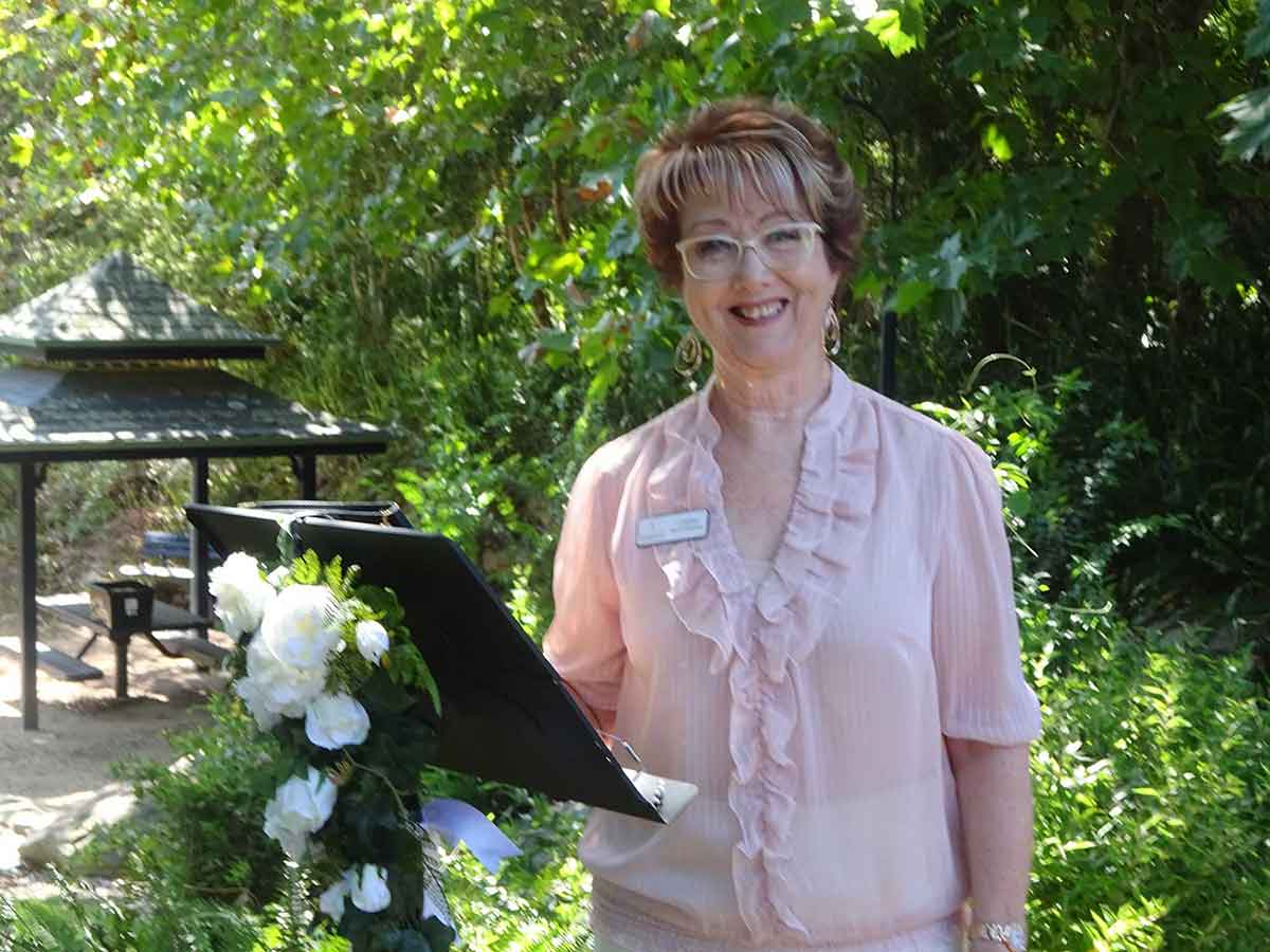 hills district marriage celebrant cherri mcConnell