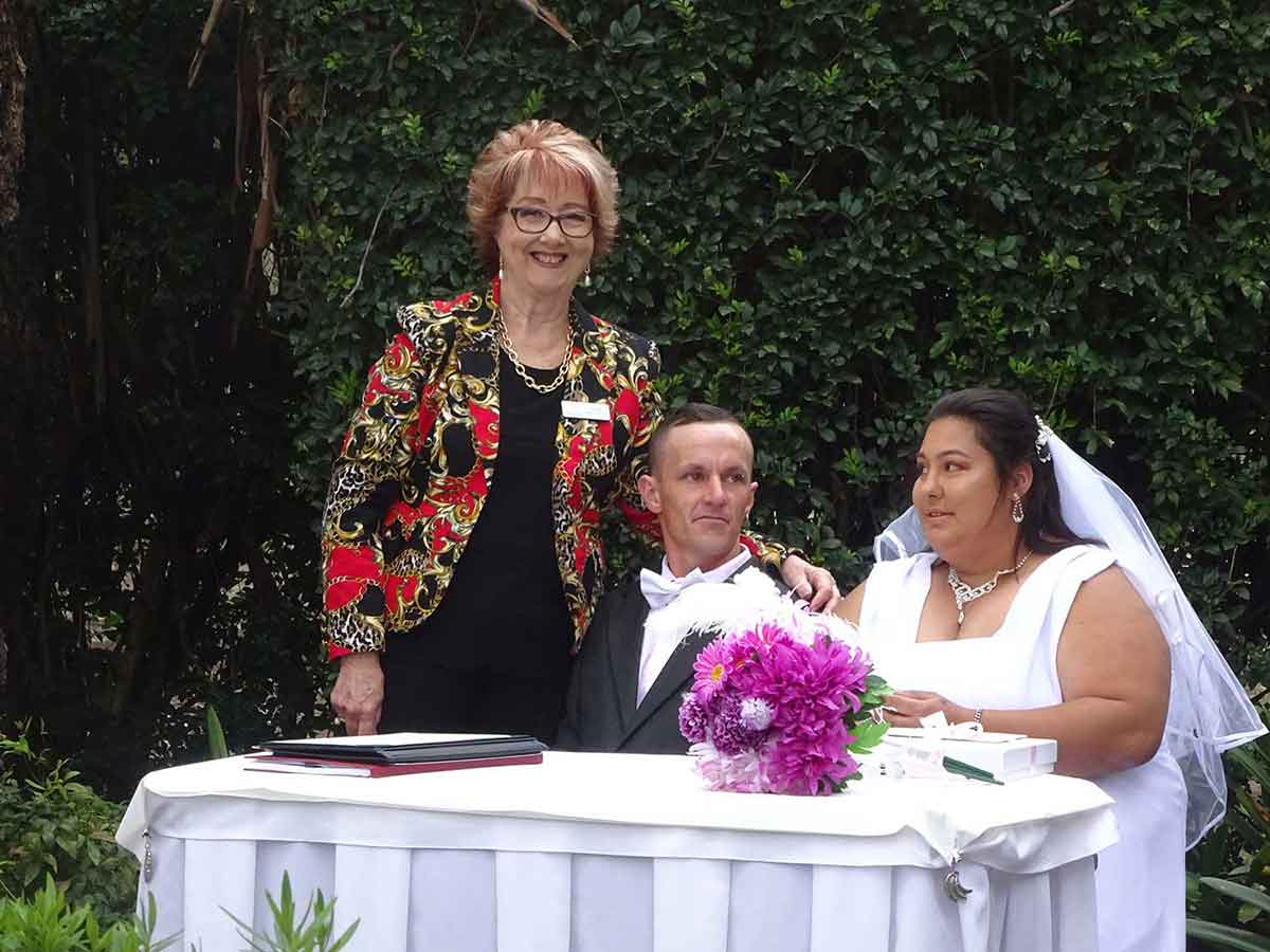 hills district marriage celebrant cherri mcConnell gallery